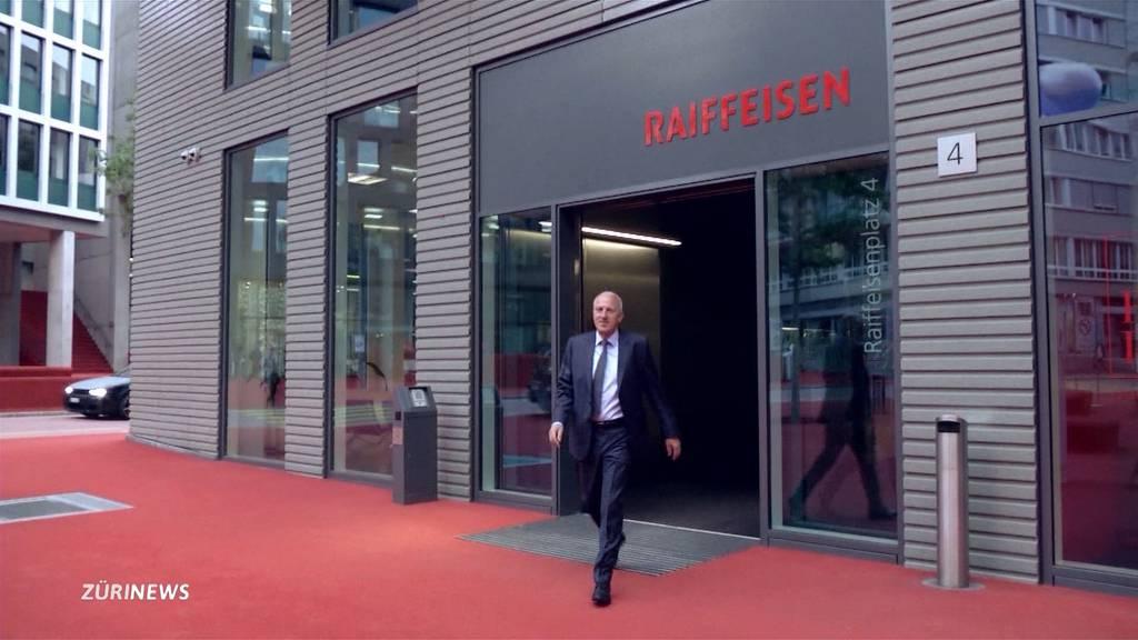 Schwere Vorwürfe gegen Raiffeisen-Ex-Chef: Pierin Vincenz angeklagt