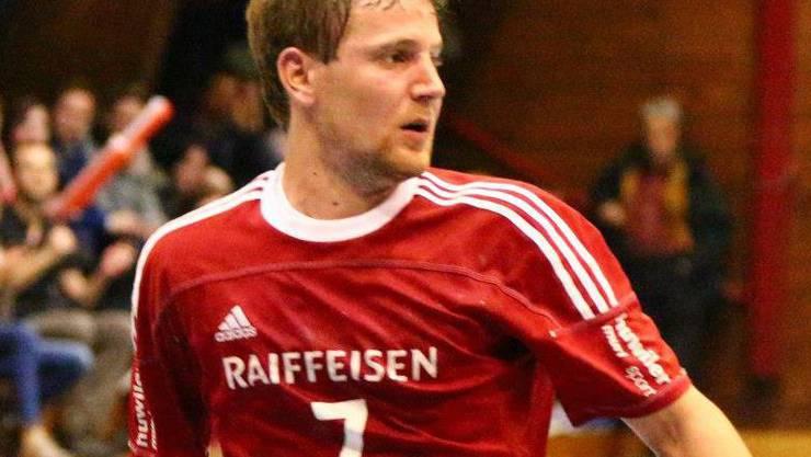 Daniel Eggenschwiler (25) wechselt per sofort vom STV Baden zum SV Lägern Wettingen.