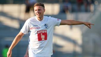 Führungsspieler Idriz Voca: Er ist neu der Stellvertreter von Captain Pascal Schürpf.
