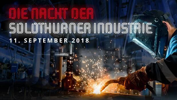 Am 11. September lädt die Handelskammer zur Nacht der Industrie.