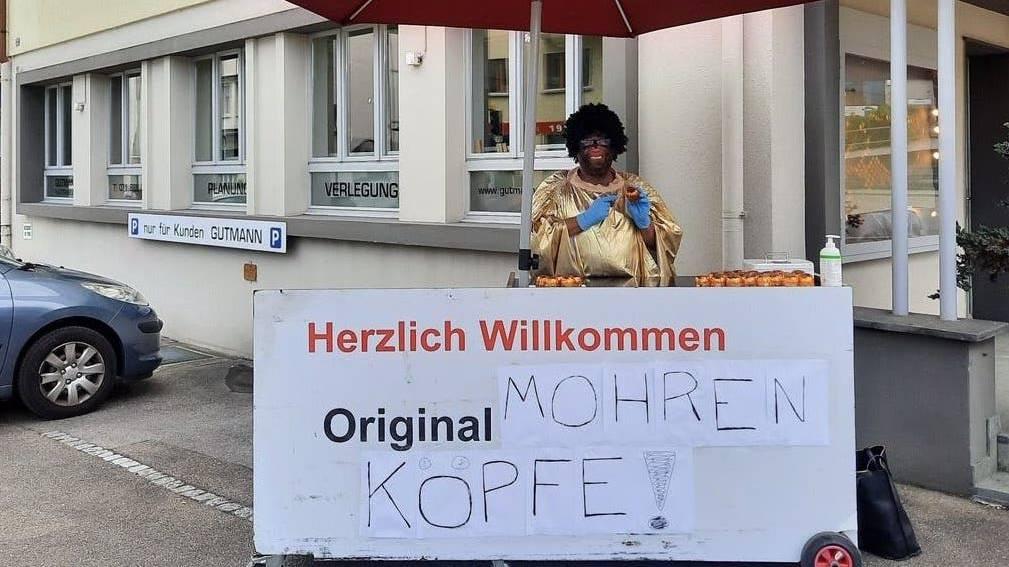 Schwarz bemalt «Mohrenköpfe» verkauft: «Ich würde es wieder tun»