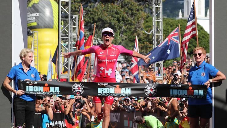 Daniela Ryf und Max Studer sind die Schweizer Triathleten des Jahres 2018.