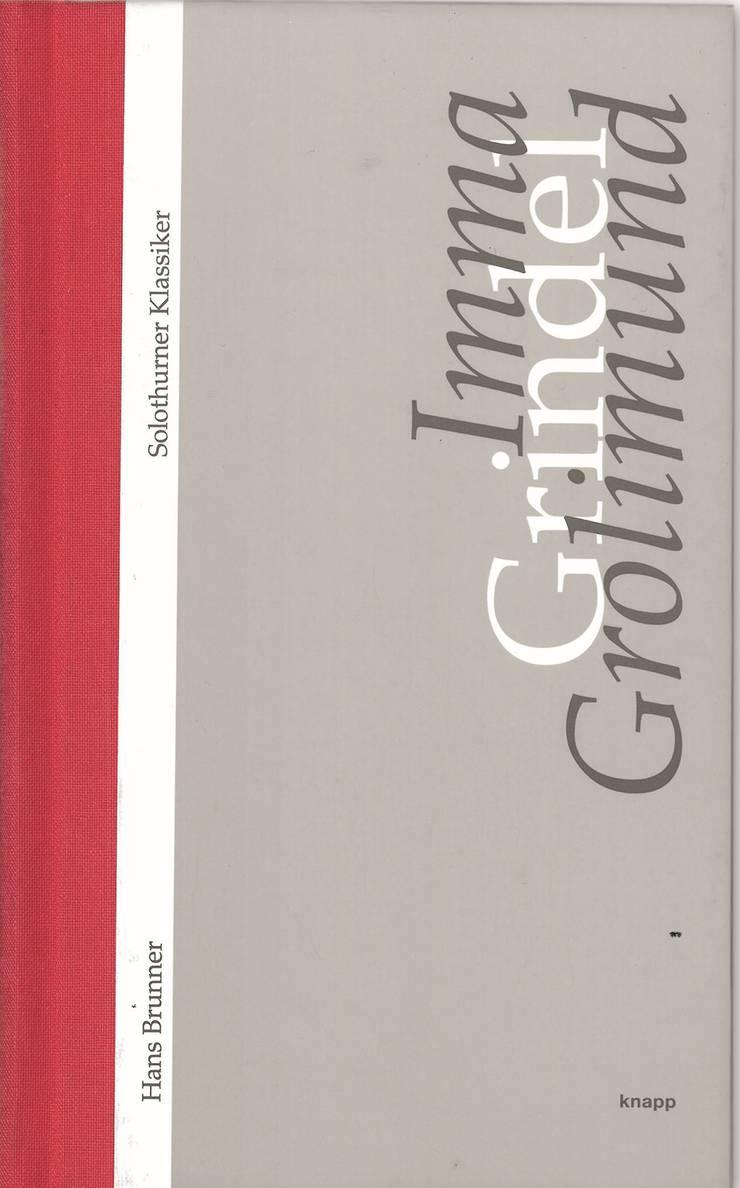 Das Buch von Imma Grolimund