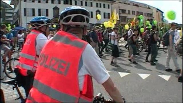 Anti-AKW-Demo: Kritik und Reaktionen