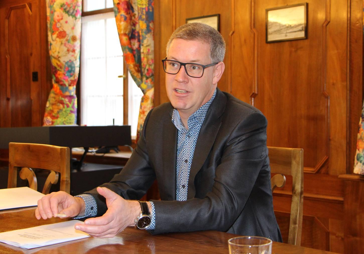 Florian Kessler, Leiter Stadtplanungsamt © FM1Today