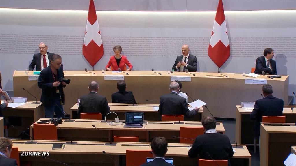 Zürcher Politiker fordern weitere Lockerungsschritte vom Bundesrat