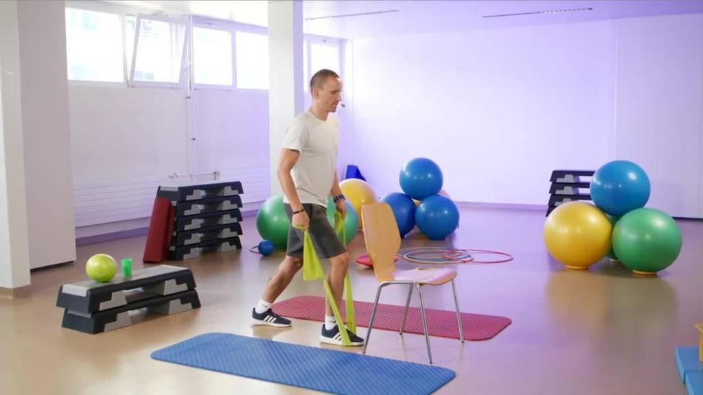 «Gymnastik im Wohnzimmer» vom 16. September 2021
