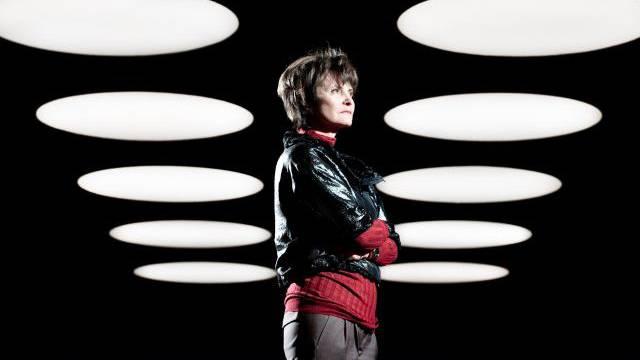 Micheline Calmy-Rey in Genf am 14. Februar 2013. Foto: Fred Merz