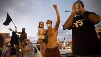 Demonstrieren ist in Tel Aviv nur noch bedingt möglich.