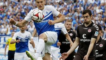 Von St. Pauli in die Zentralschweiz: Sebastian Schchten (re.) wechselt zum FC Luzern