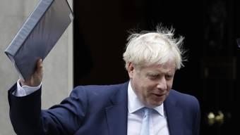 Der britische Premierminister Boris Johnson hat am Sonntag eine erneute Verschiebung des Brexit ausgeschlossen.