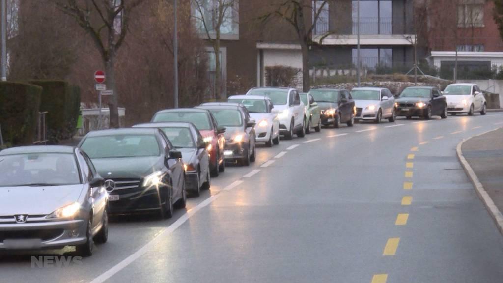 13 Millionen Franken für weniger Stau auf Berner Strassen