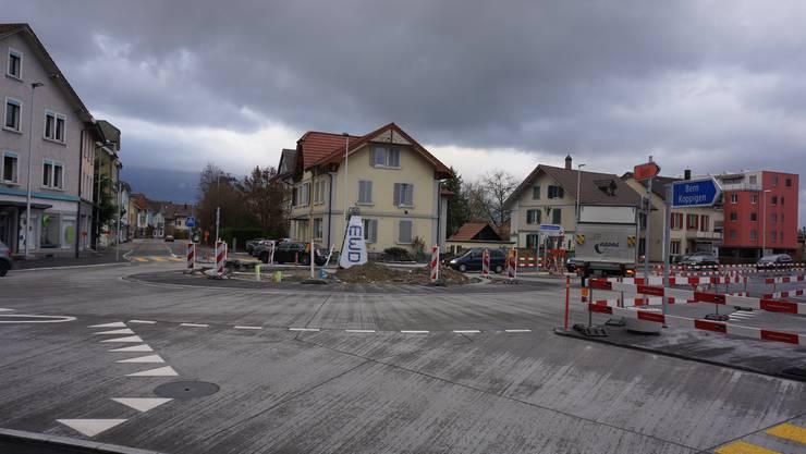 Neue Kernzone Entwicklung: Kreuzplatz Nord