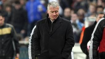 Weiterer Rückschlag in der Meisterschaft für OM-Coach Deschamps