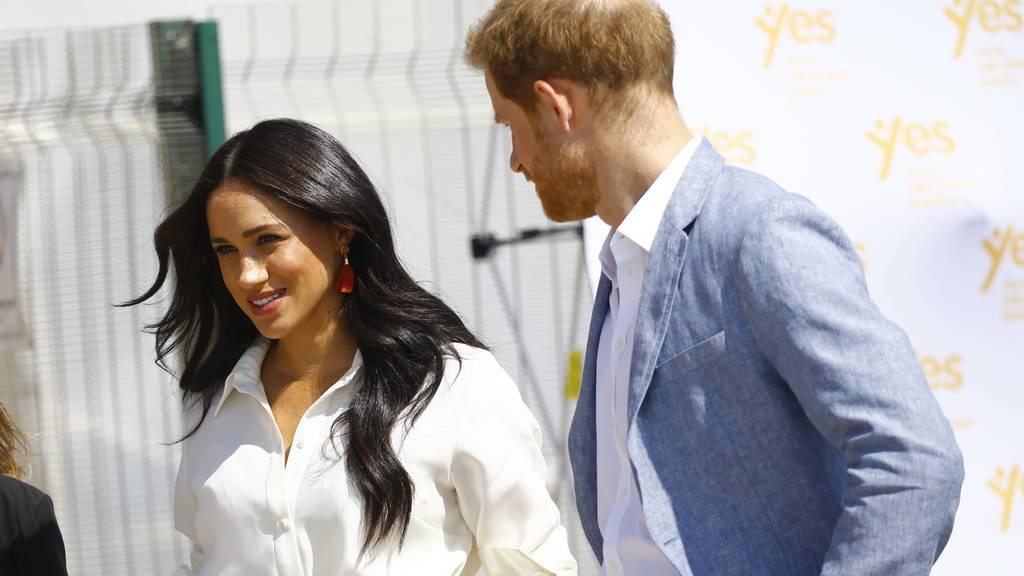 Harry und Meghan verklagen britische Boulevardpresse