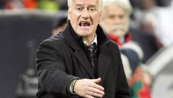 Bittere Niederlage für Marseille-Coach Didier Deschamps.