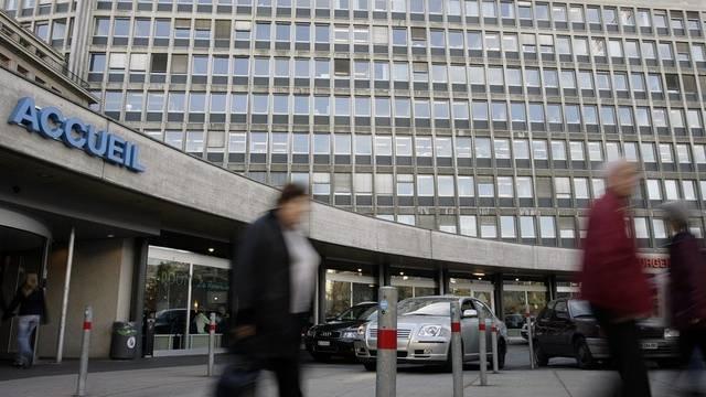 Das Unispital Genf zahlt für Fehler seiner Ärzte (Symbolbild)
