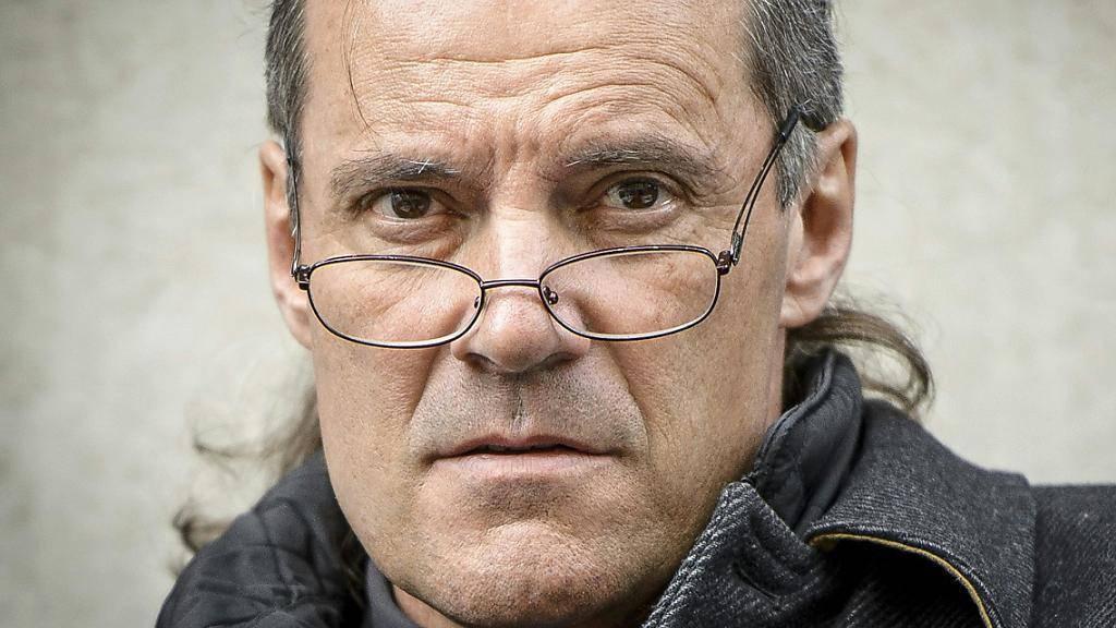 SVP-Staatsrat Oskar Freysinger war am letzten Sonntag aus der Walliser Regierung abgewählt worden. Darüber war er derart enttäuscht, dass er sich erst vier Tage später erstmals öffentlich äusserte. (Archivbild)
