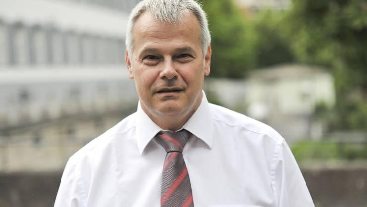 Claudio Botti, Gemeindepraesident von Birsfelden