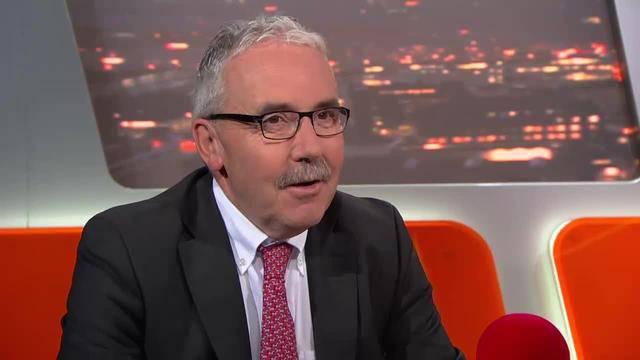 BDP – wie weiter? Den brennendsten Fragen stellte sich am Donnerstagabend BDP-Mitbegründer und -Nationalrat Hans Grunder in der Sendung «TalkTäglich» auf Tele Züri.