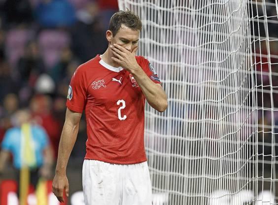 Führt die Verschiebung der EM zum Ende von Stephan Lichtsteiners Karriere im Nationalteam?