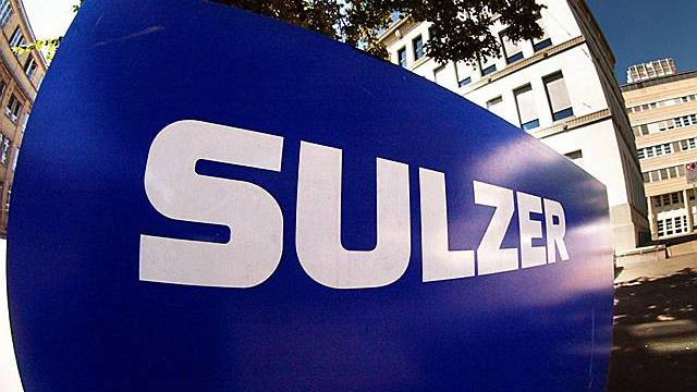 Sulzer steigert Umsatz und Gewinn