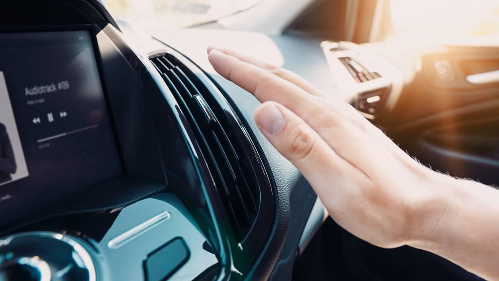 Auto, Hitze, Sommer, Klimaanlage