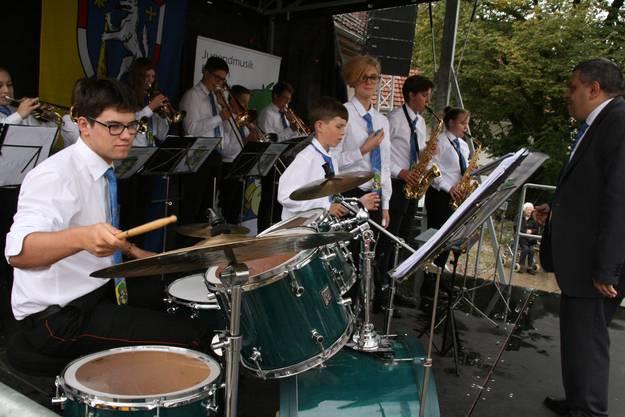 Die Jugendmusik Regio Laufenburg