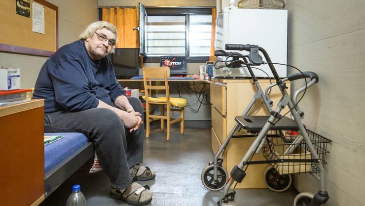 Norbert Hochstrasser (63) sitzt wegen Mord in der Verwahrung.