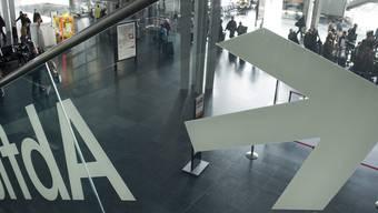 Die Verantwortlichen des Euro-Airports ziehen Bilanz über das vergangene Jahr. (Archiv)
