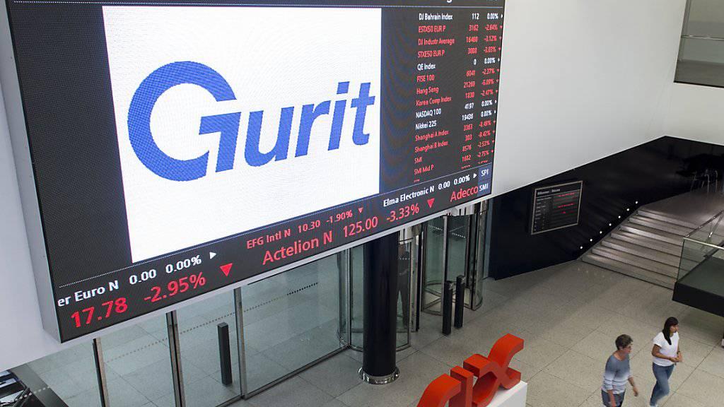 Der Spezialkunststoffkonzern Gurit ist 2016 profitabler geworden. (Archiv)