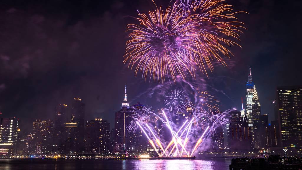Nationalfeiertag: So feierten die US-Stars ihr Land