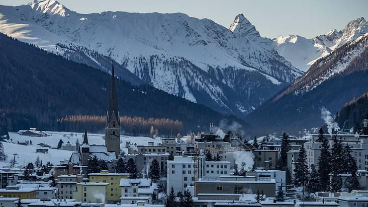 Das diesjährige WEF findet vom 21. bis am 24. Januar statt.