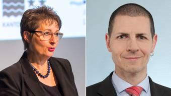 Matthias Laube fängt am 1. Mai 2018 im Departement Gesundheit und Soziales von Franziska Roth an.