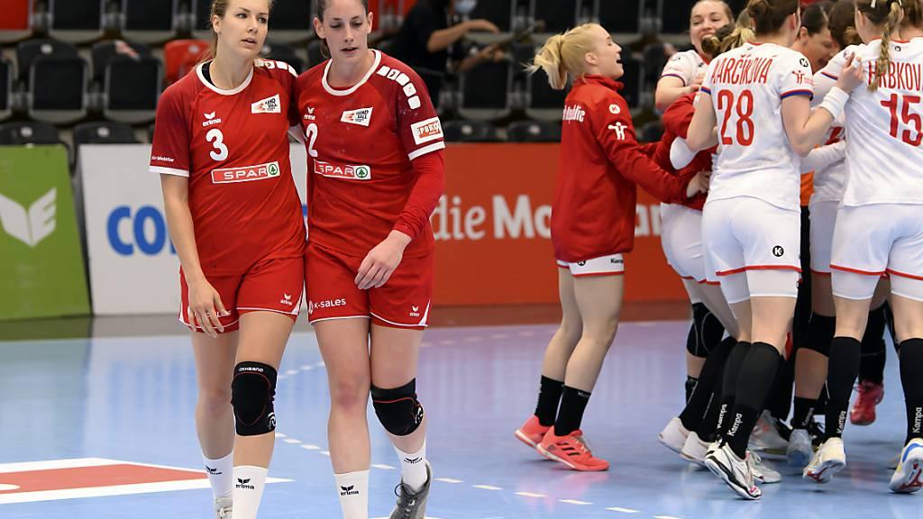 Schweiz verpasst zweiten Coup gegen Tschechien
