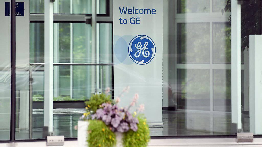 Rund 1400 Stellen fallen weg bei General Electric in der Schweiz. (Archivbild)
