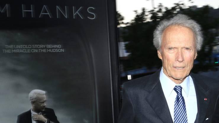 Clint Eastwood hat ein neues Filmprojekt. (Archivbild)