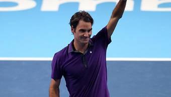 Roger Federer zum fünften Mal Schweizer Sportler des Jahres.