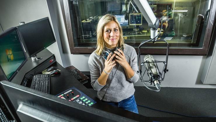 Dara Masi moderierte bei Radio Argovia die Morgenshow.