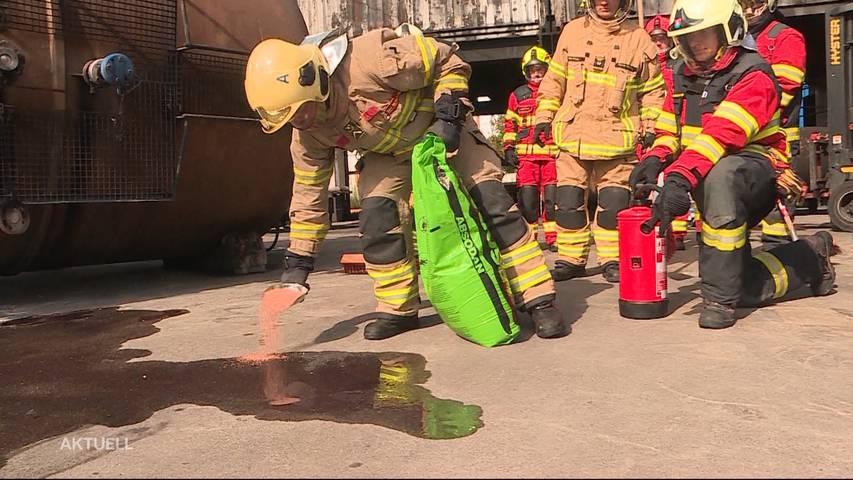 Feuerwehren kämpfen mit Nachwuchsproblemen