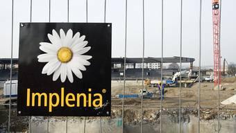Wertberichtigungen in Norwegen und Polen: Die Ergebnisse bei Implenia leiden unter Altlasten. Jetzt will Veraison dem Schweizer Bauunternehmen als Grossaktionär auf die Sprünge helfen. (Archivbild)