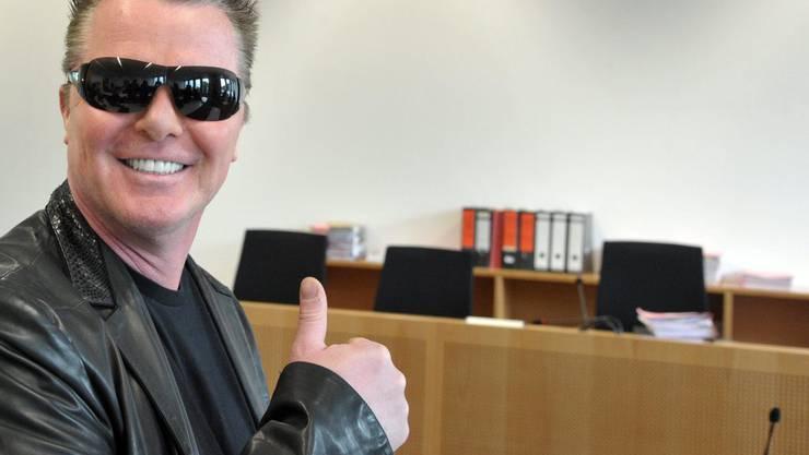 Ihn scheint es nicht gross zu kümmern: Marcus Prinz von Anhalt ist erneut wegen Steuerhinterziehung verurteilt worden. (Archivbild)