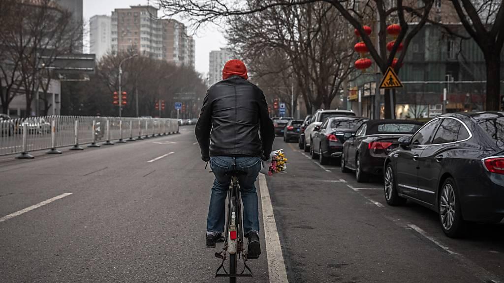 Autoabsatz in China geht auch in ersten Märzwochen deutlich zurück