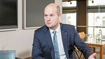 Direktionspräsident Dieter Widmer: «Die AKB ist mit einer Kernkapitalquote von 17,9 Prozent so kapitalstark wie noch nie.»