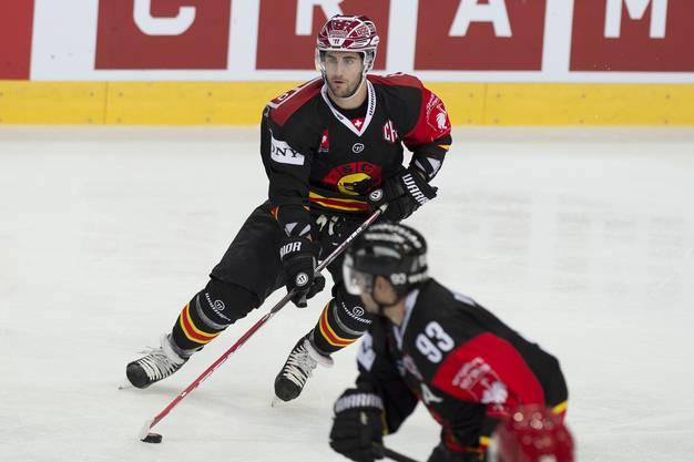 Der 26-jährige Kanadier wechselt vom schwedischen Klub Skelleftea zum SC Bern.