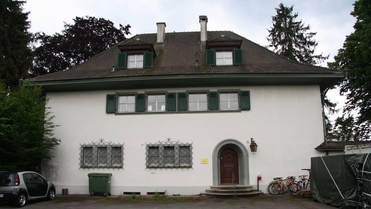 Die Asylunterkunft an der Gibelinstrasse ist eine der Unterkünfte in Solothurn. (Archiv)