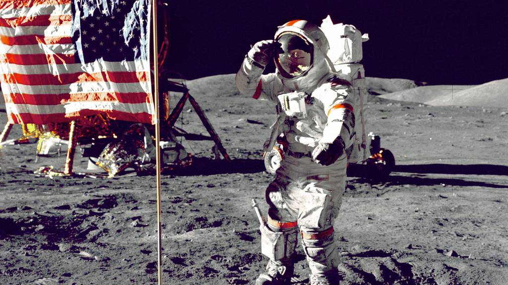 Was ein Blowjob mit der Apollo 11 zu tun hat