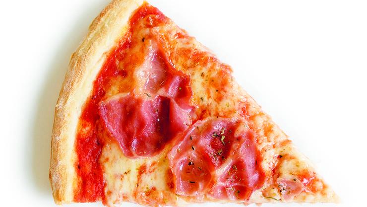 Auf den ersten Blick sieht diese Pizza ziemlich appetitlich aus, gut gewürzt und frisch. Lieder war der Teig etwas zäh. Dennoch: Die Mischung der Zutaten ist gut. Kein Geschmack dominiert, und der Oregano verleiht der Pizza ihren typischen italienischen Charakter. Lecker, dennoch verbesserungswürdig. 7,5 von 10 Punkten