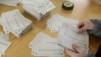 Am 4. März 2018 finden in Zürich die Stadtratswahlen statt. (Symbolbild)