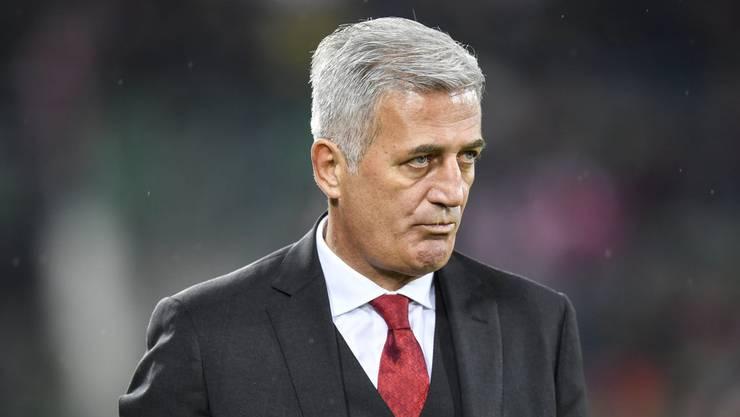 Vladimir Petkovic bleibt für zwei weitere Jahre Nati-Trainer.